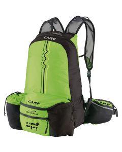 CAMP - Zaino per escursione viaggi UP - Verde