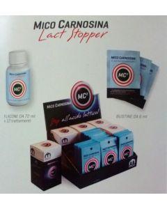 MICO - Flacone ricarica per vestiti MC2 Carnosina 72 ml