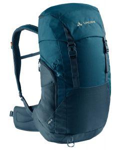 VAUDE - Zaino per trekking con schienale ventilato Jura 32 l - Blu