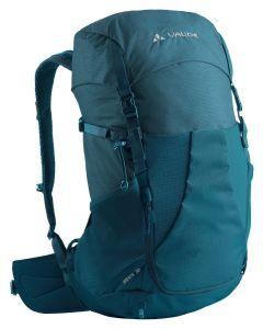 VAUDE - Zaino per trekking con schienale ventilato Brenta 30 l - Blu