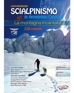 GUIDE ITER - Guida di sci alpinismo in Appenino centrale 238 Itinerari