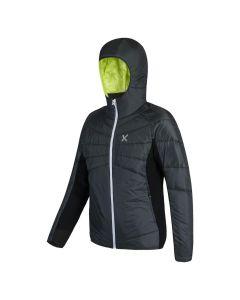 MONTURA - Piumino giacca Primaloft uomo Cervino Hoody Jacket - Grigio