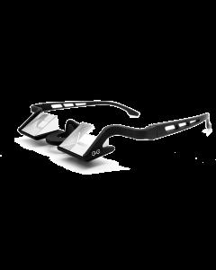YY VERTICAL - Occhiali da sicura con prisma montatura policarbonato Plasfun Evo - Black