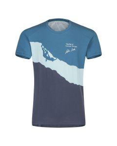 MONTURA - T-Shirt uomo in cotone Silence - tg. L