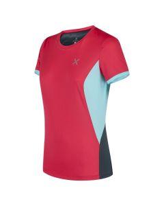 MONTURA - T-Shirt donna per la corsa e trekking World Mix - tg. XS
