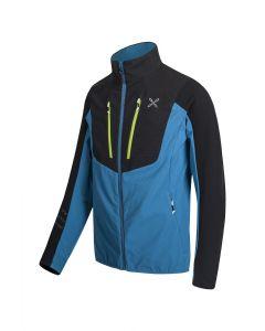 MONTURA - Giacca uomo traspirante Air Pro Tech Jacket - Blu