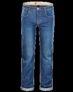 ROCK SLAVE - Pantalone uomo lungo in cotone leggero Zero 1