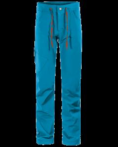 ROCK SLAVE - Pantalone uomo lungo leggero Petrol - Blu