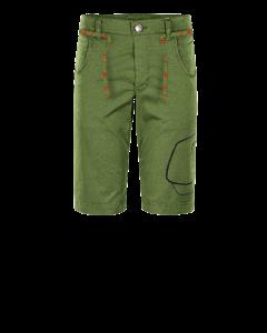 ROCK SLAVE - Pantalone uomo corto in cotone Tony - Verde