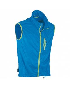 CAMP - Gilet anti vento leggero Magic Vest - Blu