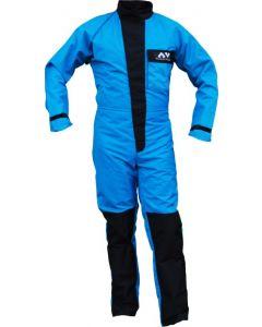 AV - Tuta intera in cordura per speleologia con rinforzi Holloch Confort - Blu