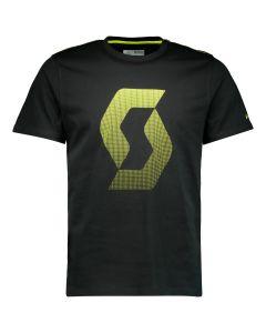 SCOTT - T-Shirt uomo in cotone girocollo maniche corte Factory Team CO Icon