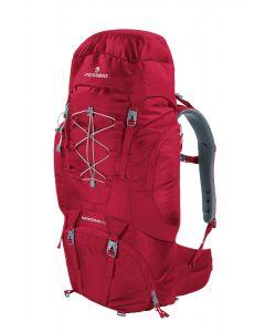 FERRINO - Zaino per trekking e viaggi Narrows 50 - Rosso