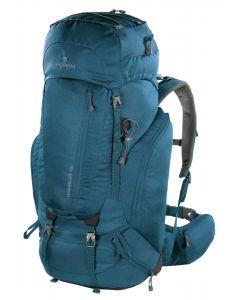 FERRINO - Zaino per trekking viaggio Rambler 75 - Blu
