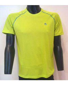 MICO - T-Shirt uomo girocollo per trekking - Tg. M