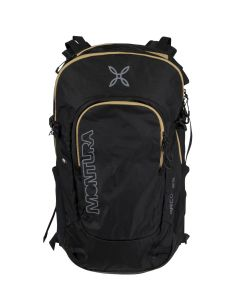 MONTURA - Zaino per trekking e alpinismo Arco 22 Backpack - Nero Oro