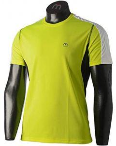 MICO - T-Shirt uomo per la corsa e trekking - tg. L
