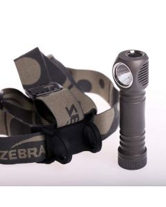ZEBRA LIGHT - Set di due luci frontali spot e progressione H600d - H604d