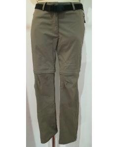 MELLO'S - Pantalone donna convertibile Zip-Off Badia - tg. 48
