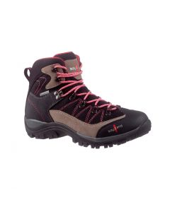 KAYLAND - Scarpone donna per trekking in Gore Tex Ascent GTX - Nero