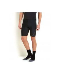 FALKE - Pantalone corto per la corsa o ginnastica - Nero - tg. S