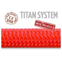 KORDA'S  - Corda statica tipo B FINA  8.5 - Rosso