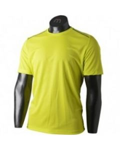 MICO - T-Shirt uomo girocollo trekking Giallo