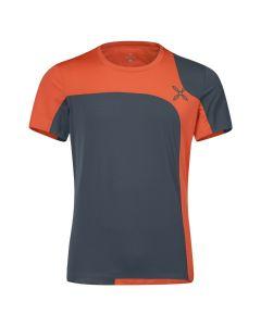 MONTURA - T-shirt uomo giro collo Outdoor Style - Arancio - tg. XL