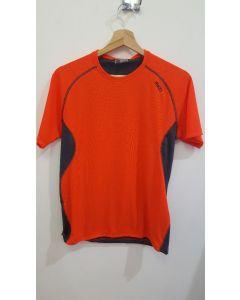 MICO - T-Shirt uomo girocollo trekking Energy Arancio