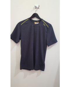 MICO - T-Shirt uomo girocollo trekking Grigio