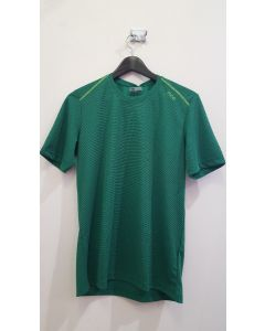 MICO - T-Shirt uomo girocollo trekking Verde