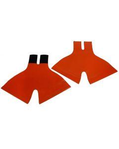 PROFESSIONE CANYON - Protezione coulotte per imbrago in PoliTech - Nero