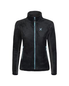 MONTURA - Maglia donna full zip Polar Style - Nero - tg. XS