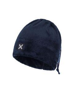 MONTURA - Scalda collo cappello Collar Polar Cap - Blu Notte 81