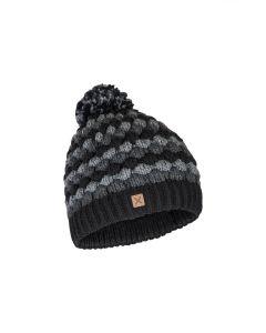 MONTURA - Cappello con pompon Bubble Cap - Nero