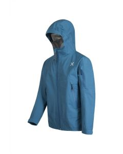 MONTURA - Guscio in Gore Tex Active Legend - Blu