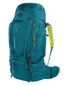 FERRINO - Zaino schienale regolabile per trekking viaggio Transalp 60 Lady - Blu