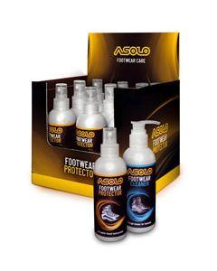 ASOLO - Prodotto per la pulizia scarpa in gore tex Footwear Cleaner