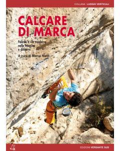VERSANTE SUD - Guida per le falesie regione Marche Calcare di Marca