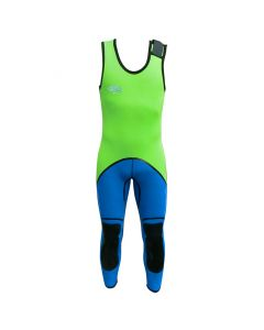 SELAND - Salopette neoprene 5 mm con rinforzi Bitet Long John - tg. XL