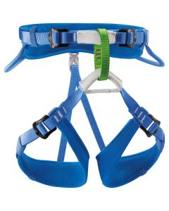 PETZL - Imbrago basso arrampicata per bambini Macchu