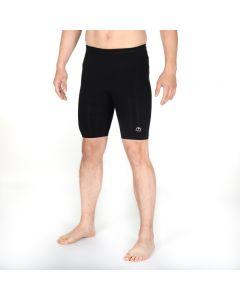 MICO - Pantalone corto per la corsa Oxi Jet compressione