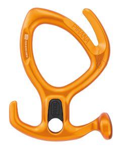 PETZL - Discensore forma otto Pirana - Arancione