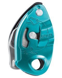 PETZL - Assicuratore per arrampicata Grigri - Blu