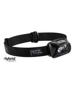 PETZL - luce frontale Actik core 450 lumen nera
