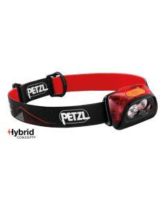 PETZL - Luce frontale Actik core 450 lumen rossa