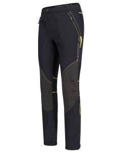 MONTURA - Pantalone uomo pesante per trekking alpinismo Vertigo 2 - Nero Verde