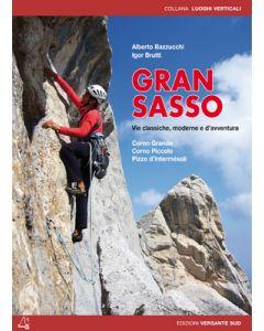 VERSANTE SUD - Guida su le vie alpinistiche zona Gran Sasso
