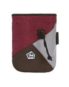 E9 - Porta magnesite con cintura Zucca - Viola