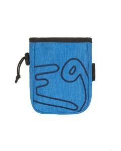 E9 - Porta magnesite con cintura Osso - Azzurro